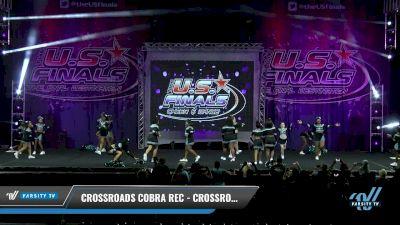 Crossroads Cobra Rec - Crossroads Cobra Rec [2017 L4 - Performance Senior Rec Cheer Sm Day 1] The U.S. Finals - Virginia Beach