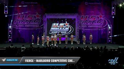 Marlboro Competitive Cheer - Fierce [2017 L4 - Performance Junior Rec Cheer Day 1] The U.S. Finals - Virginia Beach