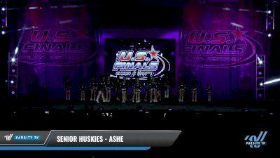 Ashe - Senior Huskies [2017 L3.1 - Performance Senior Rec Cheer Day 1] The U.S. Finals - Virginia Beach