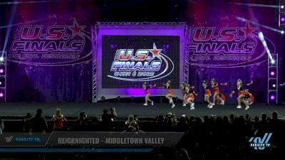 Middletown Valley - reigKNIGHTed [2017 L3 - Performance Youth Rec Cheer Day 1] The U.S. Finals - Virginia Beach