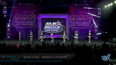 Sandhills Patriots Cheerleading - Super Stars [2017 L3 - Performance Senior Rec Cheer Sm Day 1] The U.S. Finals - Virginia Beach
