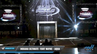 Indiana Ultimate- Fort Wayne - Aqua [2021 L1.1 Youth - PREP Day 1] 2021 The U.S. Finals: Louisville