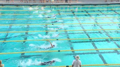2017 LA Invite | Women 400m Medley Relay Heat 2