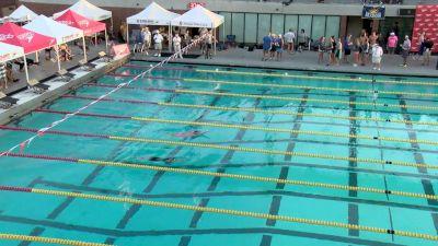 2017 LA Invite | Women 400m Medley Relay Heat 3