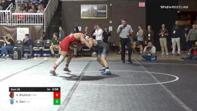 149 lbs Prelims - Hunter Richard, Cornell vs Andrew Garr, Columbia