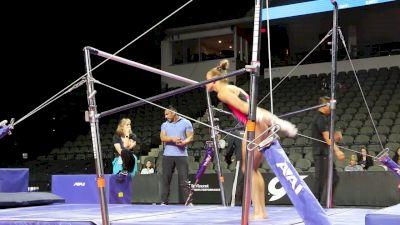 Abby Paulson Full Bar Routine - 2017 US Classic Podium Training