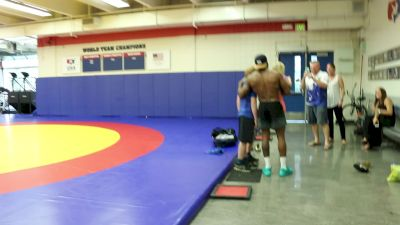 Mocco Makes An Appearance At The OTC