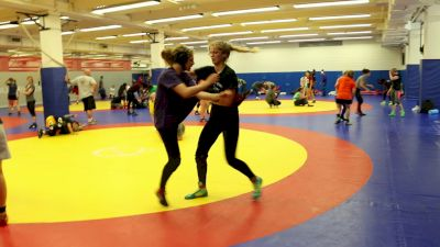 Women's Team Working Dirty Greco