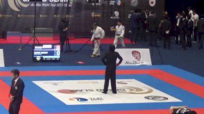 Shingo Tsushima vs Fumihiro Kitahara 2017 Grand Slam Tokyo