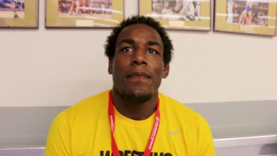 J'den Cox Has Been Cleared To Wrestle