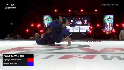 Replay: Fight to Win 185 Jiu Jitsu | Sep 24 @ 6 PM