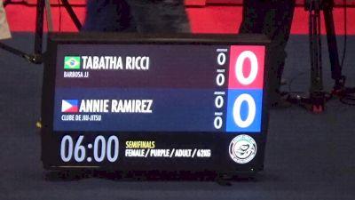 Tabatha Ricci vs Annie Ramirez 2017 Grand Slam Tokyo