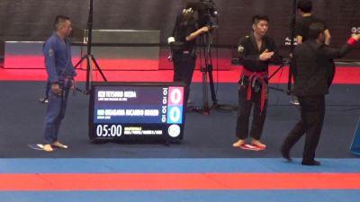 Tetsuro Ikeda vs Okagawa Ricardo Koozo 2017 Grand Slam Tokyo