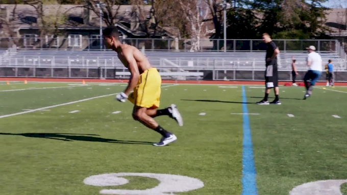 No Regrets: NFL Combine Camp Episode 1