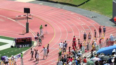 Boy's 800m, Final - Age 15-16: Brandon Miller Runs 1:49.87, New Freshman Class Record!