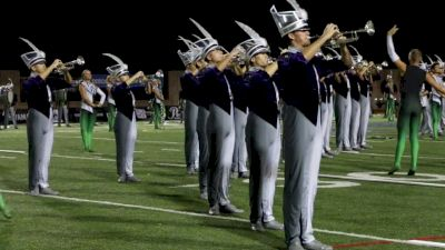 Ray Haim of Carolina Crown Following Their Performance In Allentown