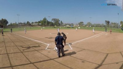 Firecrackers Roth vs Nor Cal Firecrackers   2017 PGF 16U Premier Nationals