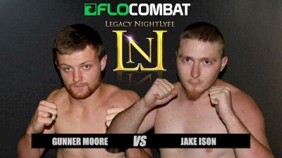 Gunner Moore vs. Jason Ison VFW Fight Nights