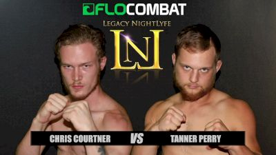 Tanner Perry vs. Chris Courtner VFW Fight Nights