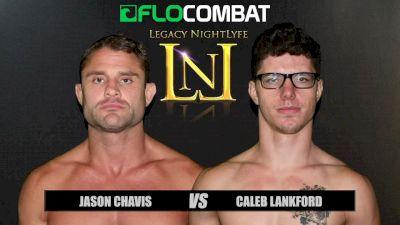 Caleb Lankford vs. JasonChavis VFW Fight Nights