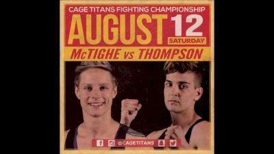 Stephanie McTighe vs. Taylor Thompson Cage Titans 35