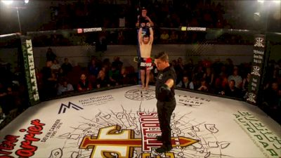 Johnny Campbell vs. Dan Cormier - Cage Titans 35 Replay