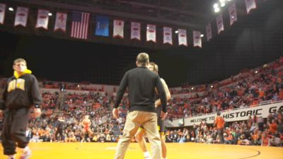 Gilman Got Into It With OSU