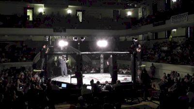 Rondel Clark vs. Ryan Dunn Cage Titans 35