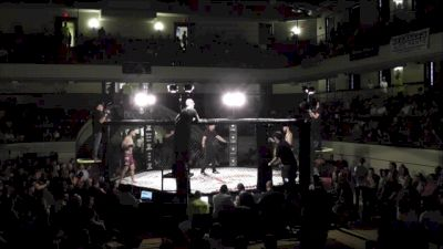 Stavros Batsinelas vs. Blaine Waterman - Cage Titans 35 Replay