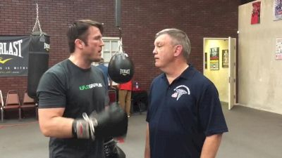 Teddy Atlas Talks Floyd Mayweather vs. Conor McGregor With Chael Sonnen: 'I Would Hope Mayweather Stops McGregor'