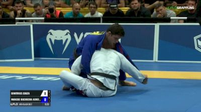 Dimitrius Souza vs Marcus Buchecha Almeida IBJJF Pro League Grand Prix - Heavyweight