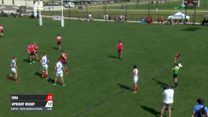 A look at EIRA's NAI 7s QF Game-Winner