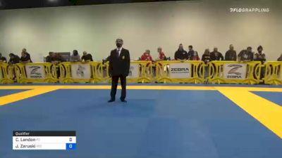 Clay Mayfield vs Javier Zaruski 2020 Atlanta International Open IBJJF Jiu-Jitsu Championship