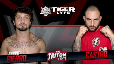 Ryan Castro vs. Johnny Pierro Triton Fights 4
