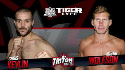 Austin Wolfson vs. Chris Kevlin Triton Fights 4