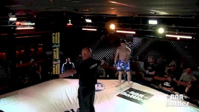 Roman Evans vs. Nick Campbell - Cage Fights at the Cowboy Replay
