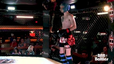 Steven Tanner vs. Randall Austin - Cage Fights at the Cowboy Replay