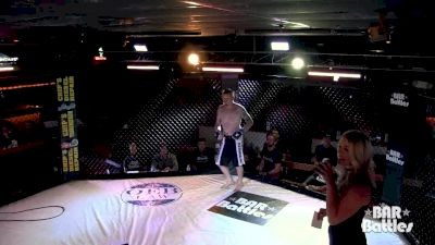 Cecil West vs. Josh Whited - Cage Fights at the Cowboy Replay