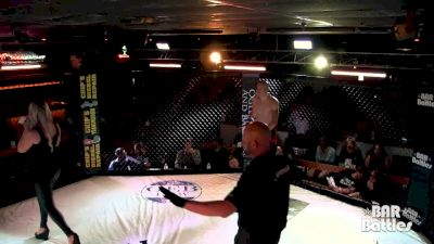 Nick Roberts vs. Zack Fox - Cage Fights at the Cowboy Replay