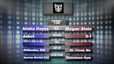 Alisha Hayes vs. Megan Stein - Driller Promotions - Mecca X Replay