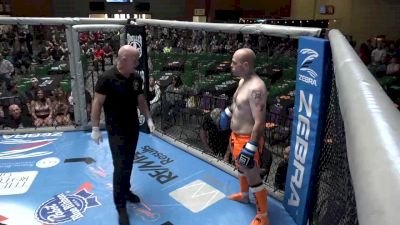 Jesse Poolaw vs. JJ Stamper Mecca X
