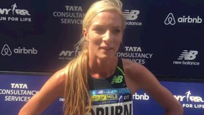 Emma Coburn wants to race the 5K in 2018
