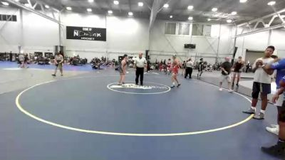 129 lbs Rr Rnd 2 - Bryson Gingrich, Ground Up USA vs Robert Dizengof, Long Island Gladiators