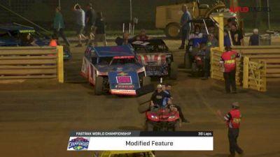 Fastrak World Championship Southeast Dirt Modified A-Main