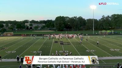 Paramus Catholic vs Bergen Catholic Game Replay