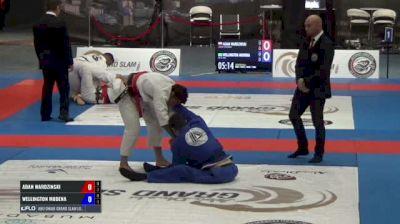 ADAN WARDZINSKI vs WELLINGTON MODENA Abu Dhabi Grand Slam Los Angeles