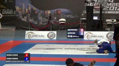 WELLINGTON MODENA vs PATRICK GAUDIO Abu Dhabi Grand Slam Los Angeles