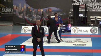 HELTON SSILVA JR vs WELLINGTON MODENA Abu Dhabi Grand Slam Los Angeles