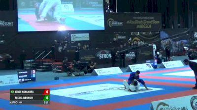 JORGE NAKAMURA vs ALEXIS ALDUNCIN Abu Dhabi Grand Slam Los Angeles