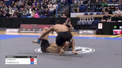Paulo Miyao vs Pablo Mantovani ADCC 2017 World Championships